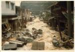 昭和54年(1981/08)豪雨災害(岐阜県:写真7枚)