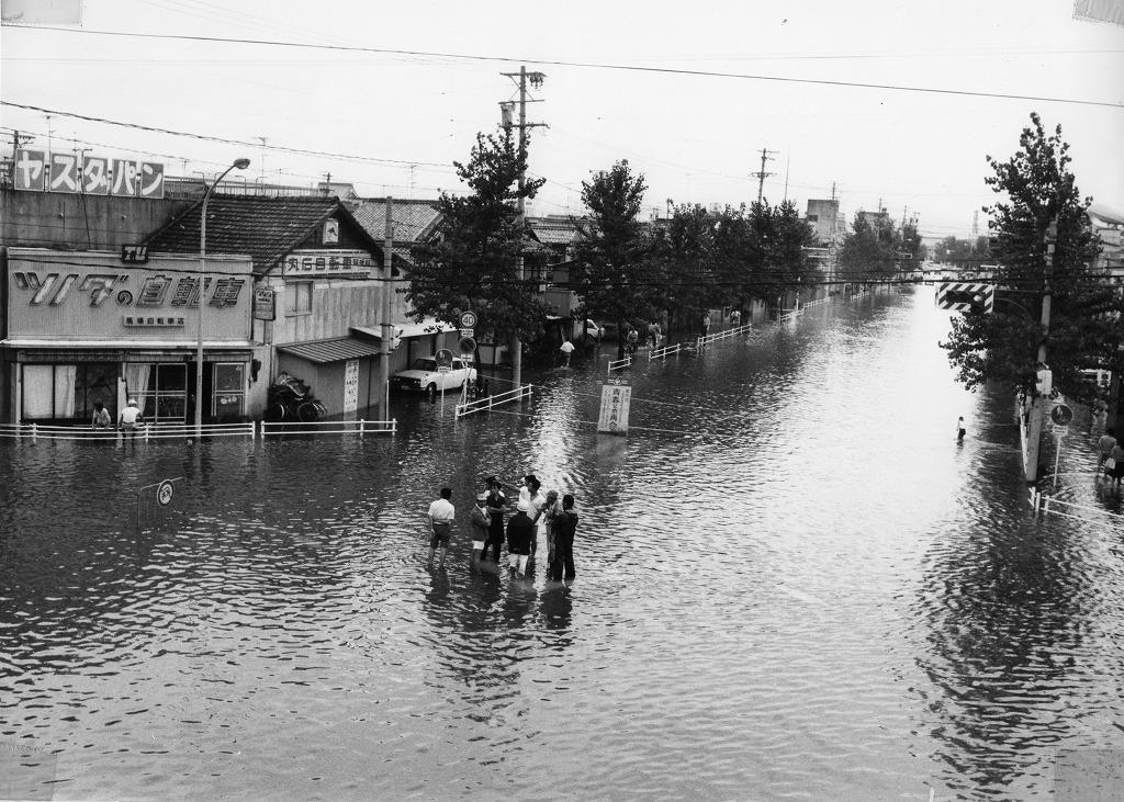 昭和51年(1976/07)豪雨災害(岐阜県:写真9枚) – 災害情報 ...